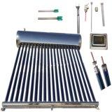 ステンレス鋼の加圧太陽熱湯ヒーター(太陽熱暖房のコレクター)