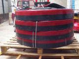 コンベヤ・システムの供給ポイントまたはDischangeポイントのための決闘のシールのこぼれのスカートのボードの/Rubberのシールシート