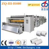 Máquina de la fabricación del papel higiénico Zq-III-H400