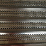 Acoplamiento de alambre del listón de la costilla del acero inoxidable