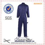 Incêndio - a roupa retardadora do algodão gosta da combinação do franco/Workwear da segurança uniformes