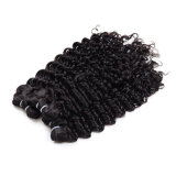 Virgin brasiliano poco costoso Hair Top Quality 7A Grade Loose brasiliano Deep Wave Hair Weave