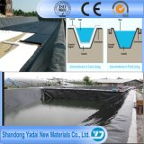 HDPE Geomembrane del trazador de líneas de la charca de la granja de pescados