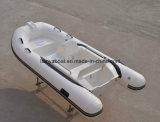Bote inflável do lazer do barco do reforço de Liya 3.3m para a venda