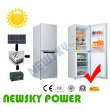 Congelador solar solar do refrigerador do refrigerador de 12V 24V