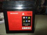 bateria acidificada ao chumbo selada 12V5ah da motocicleta da manutenção livre