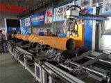 Вырезывание трубы плазмы CNC & сварочный аппарат