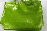 方法革製バッグの肩袋X0738
