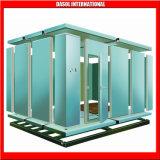Quarto de armazenamento/quarto de armazenamento frio modular/quarto de armazenamento congelador da carne