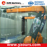 Новое Design Automatic Powder Coating Line с Best Spray Guns