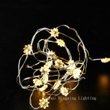 LED Batterij Operated Mini koperdraad String Fairy Lights