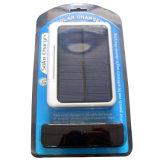 Caricatore solare rotativo e pieghevole della Banca di potere del telefono mobile con l'indicatore luminoso del LED