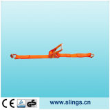 Crochet en J de double de longueur de la courroie 5tx9m de rochet