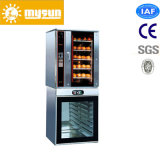 Mysun3, 5, 10 Trays Gas/Electronic Convection Bread Baking Ovens für Sale