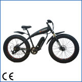 500W FAT Tire Electric Bicycles mit Alloy Frame (OKM-690)