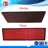 P10 el panel al aire libre del color rojo LED, rojo/verde/solo módulo azul del color P10 LED