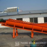 Machine à laver chaude Chine de sable de spirale de vente de Yuhong