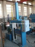 Machine de découpage en caoutchouc hydraulique de balle/machine en caoutchouc de coupeur de balle