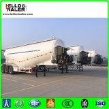 황금 45cbm는 대량 시멘트 트레일러/분말 수송 유조선 트레일러를 반 말린다