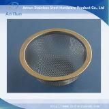 Het Netwerk van de Draad van het roestvrij staal voor de Productie Maschine van de Filter van de Koffie