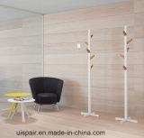 Tabella moderna d'acciaio dell'ufficio del tavolino da salotto di Uispair 100% per la decorazione dell'hotel del Ministero degli Interni