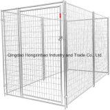 大きい鋼鉄犬のケージ、電流を通された鋼鉄犬のケージ、6FT犬の犬小屋のケージ
