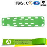 Scheda di plastica della spina dorsale della barella pieghevole dei raggi X (CE/FDA/ISO)