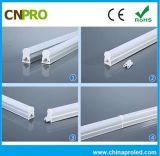 50000hours indicatore luminoso del tubo di durata della vita 9W G13 T5 LED con la certificazione del FCC di RoHS del Ce
