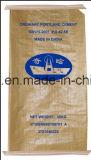 Packpapier-Beutel für reinigenden Waschpulver-Packing/BOPP gesponnenen Beutel FO