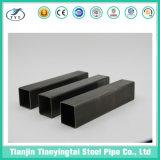 Tubo d'acciaio nero per la struttura
