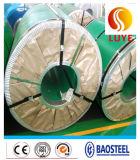 Bobine d'acier inoxydable/bande AISI 304 acier inoxydable de roulis
