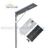 Hoher leistungsfähiger niedrigster Straßenlaterne-Preis des Preis-12W integrierter Solar-LED