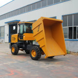 Descarregador hidráulico movente Fcy70 da máquina 7t da terra