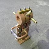 Modèle spécial de bobine de chauffage par induction pour le brasage