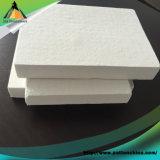 Placa de fibra cerâmica de alumínio elevada