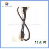 Hochwertiges Mikro USB-Kabel 90 Grad-Weiß 2.0 USB-Kabel