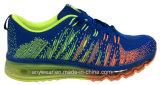 Chaussures de course de Flyknit de sports en plein air d'hommes de la Chine (815-9060)