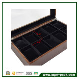 Super Quality Fashion Luxury Cover Wood Watch Box