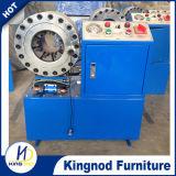 Frisador portátil de friso da mangueira da eficiência elevada de baixo preço da máquina da mangueira hidráulica