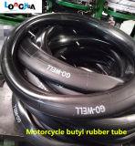 Binnenband van de Motorfiets van Butylrubber van de Kwaliteit van de PUNT de Gediplomeerde voor Mexico (3.25-16)