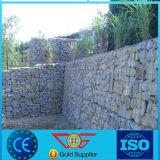 Elettro/casella galvanizzata calda di Gabion della saldatura per il muro di sostegno