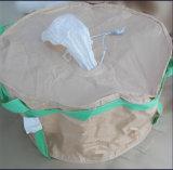 Saco superior da tonelada dos PP da saia da suficiência