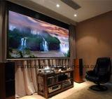 Écran de projection motorisé pour le théâtre à la maison ou l'école