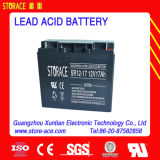 Nachfüllbares Battery 12V17ah für Generator (6-FM-17)