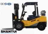 3 ton Gasoline/LPG Forklift (dubbele brandstoffen)