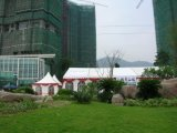 販売(SDC)のための贅沢な最も高いピークの玄関ひさし党テント