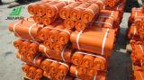 Rullo del trasportatore/rullo d'acciaio utilizzando in resistente