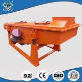 Mineral que mina la máquina linear del tamiz vibratorio para el estaño (DZSF1030)