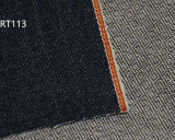 14oz Rigid Jacquard Vintage Selvage Jeans Fabric Rt1131