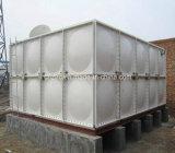 雨記憶のためのGRP FRPの部門別の長方形タンク